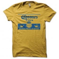 Beer t-shirt Corona parody...