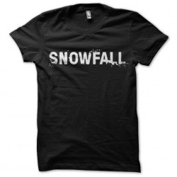 tee shirt snowfall sublimation