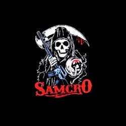 samcro shirt sounds of anarchy vintage sublimation