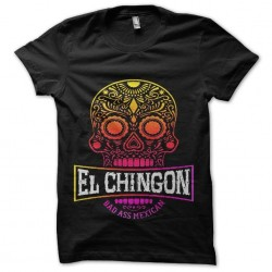 mexican sublimation bad ass shirt