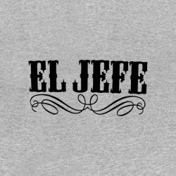 shirt el jeffe mexican gangster sublimation