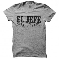 tee shirt el jeffe mexicain...