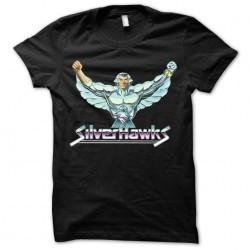 shirt silverhawks black...