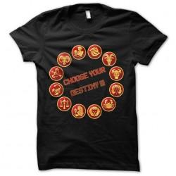 tee shirt Zodiac Astro...
