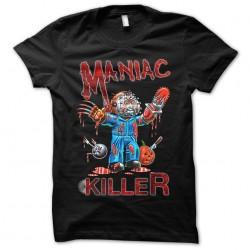 tee shirt Crados Maniac...