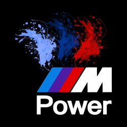 tee shirt BMW M Power sublimation