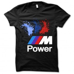BMW M Power sublimation shirt