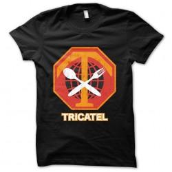 Tricatel shirt black...
