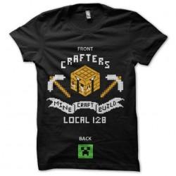 minor minecraft shirt...