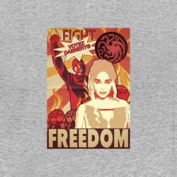 shirt khaleesi acquarelle game of thrones sublimation