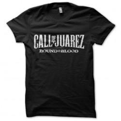 shirt call of juarez...