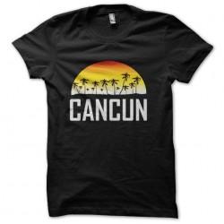 tee shirt cancun mexique...