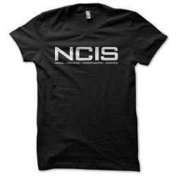 NCIS black sublimation t-shirt
