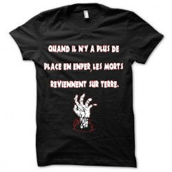 tee shirt plus de place en...