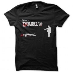 tee shirt zombieland rule2...