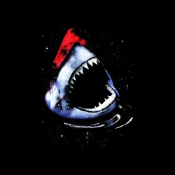 shirt the shark of space sublimation