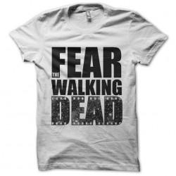 shirt Fear the walking dead sublimation