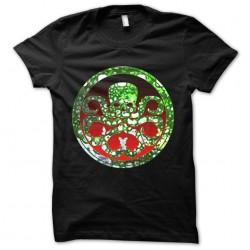 shirt red / green hydra...
