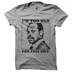 tee shirt Roger Murtaugh...