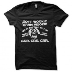 shirt wookie grr contest...