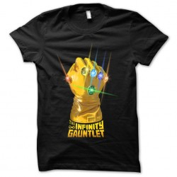 shirt infinity gauntlet...