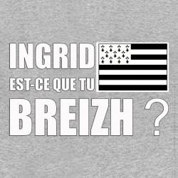 Ingrid shirt is what you breizh? sublimation