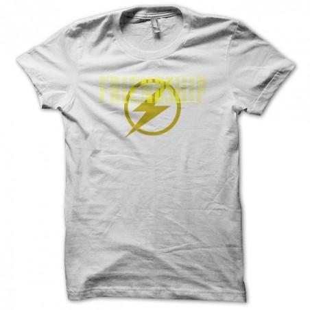 Friendship justice fairy t-shirt league basis white sublimation