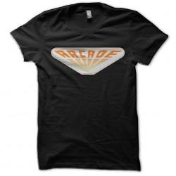 shirt arcade logo vintage...