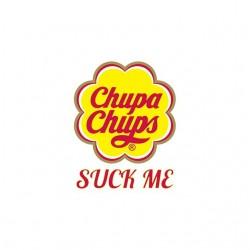 tee shirt chupa chups...