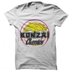 shirt bonzai records vintage label sublimation