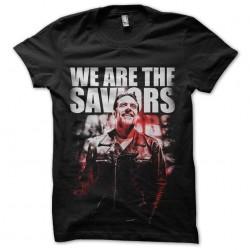 shirt walking dead saviors...
