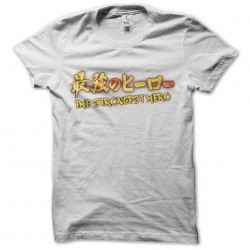 tee shirt the strongest...