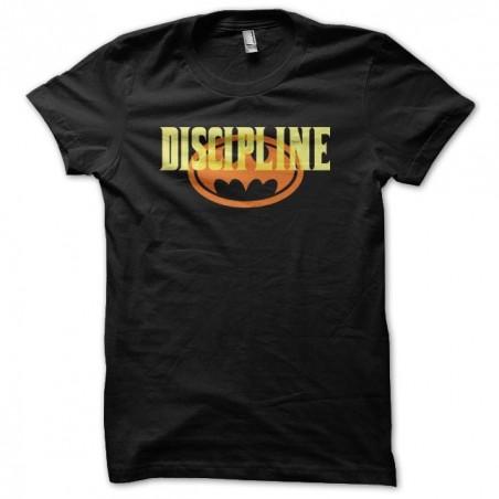 Discipline justice league basis black sublimation t-shirt