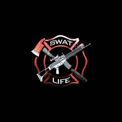 shirt swat life police team sublimation