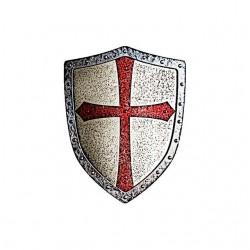 shirt knight Templar shield sublimation