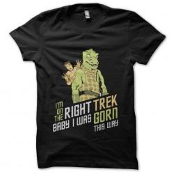 tee shirt star trek vintage...