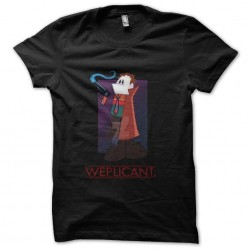 shirt weplicant parody...