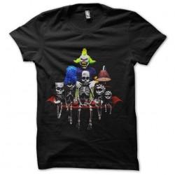 shirt simsons horror show...