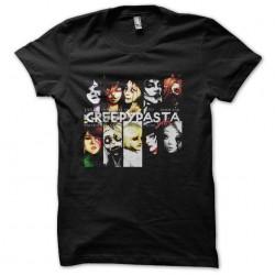 shirt creepypasta horror...
