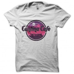tee shirt cantina cafe...