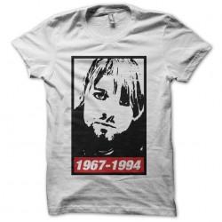 T-shirt Kurt Cobain...