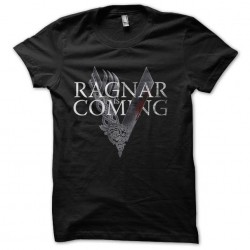 shirt ragnar is coming...