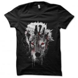tee shirt totem loup...