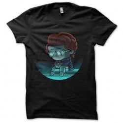 tee shirt geek triste...