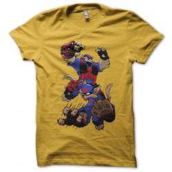 T-shirt the yellow ninja...