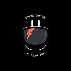 major tom tom control shirt david bowie sublimation