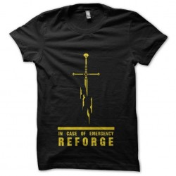 shirt reforge the sword...