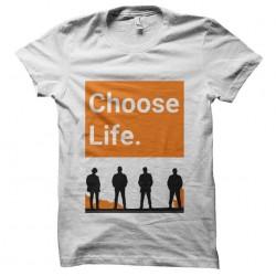 shirt choose life...