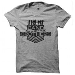 shirt band of brothers logo...