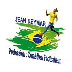 Jean Neymar sublimation shirt